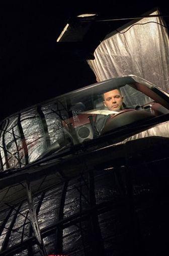 سیروان خسروی و ماشین لاکچری اش+عکس