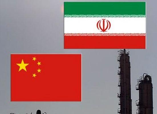 قرارداد فروش نفت ایران به چین تمدید شد