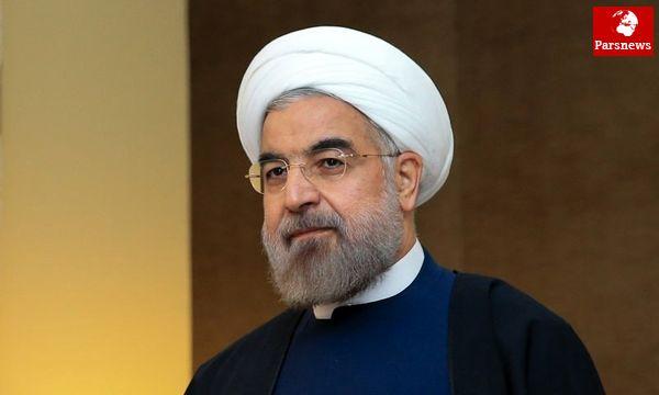 روحانی: آیتالله هاشمی رفسنجانی به حق بازوی توانای رهبری بود