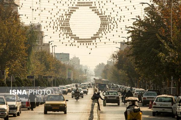 ذرات معلق تهران غلیظ میشوند