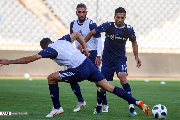تمرین تیم ملی فوتبال ایران پیش از دیدار برابر ازبکستان چه گذشت؟+عکس