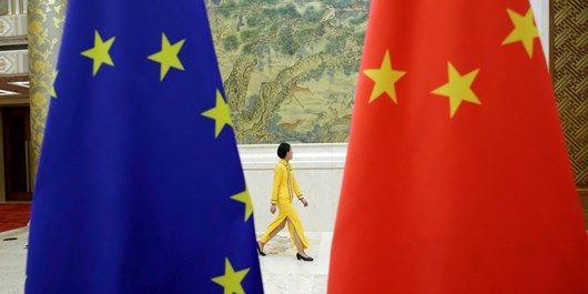 آلمان: اتحادیه اروپا بر سر تحریم چین توافق میکند
