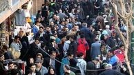 در 8 دهه اخیر جمعیت ایران بالغ بر 8 برابر افزایش پیدا کرده است