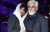 حسین پاکدل و همسرش عاطفه رضوی/عکس
