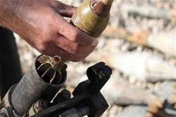 جزییات حمله خمپاره ای به منطقه سبز بغداد