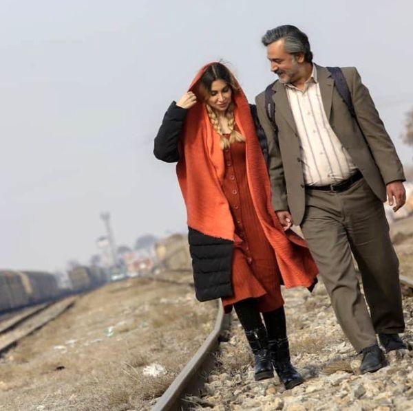 عاشقانه های عمار تفتی و همسرش + عکس