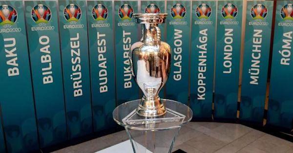 مسابقات یورو ۲۰۲۰ یک سال به تعویق افتاد