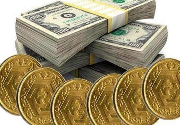 قیمت طلا، قیمت دلار، قیمت سکه و قیمت ارز امروز ۹۷/۰۵/۱۸