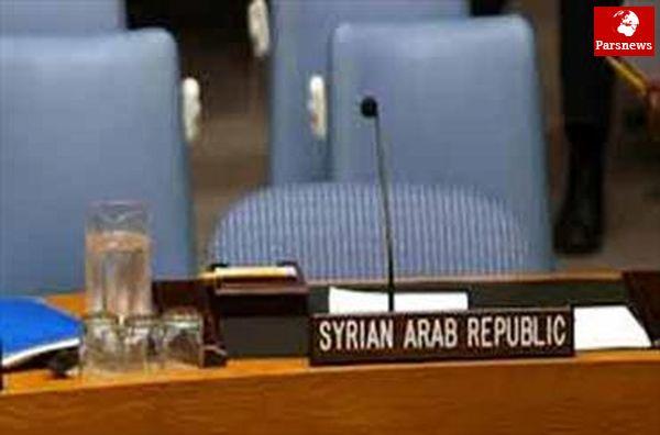 اختصاص کرسی در سازمان ملل به مخالفان سوری بعید است