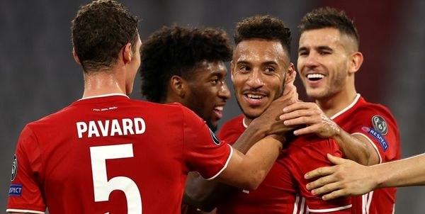 نتایج لیگ قهرمانان اروپا در شب دوم هفته اول