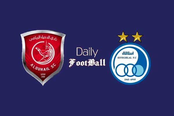 استقلال 3 - الدحیل قطر 4/ اولین شکست استقلال در عربستان