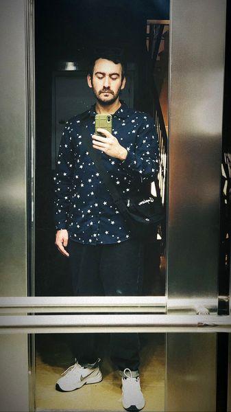 لباس ستاره ای نیما شعبان نژاد + عکس