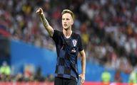 خداحافظی راکیتیچ از تیم ملی کرواسی