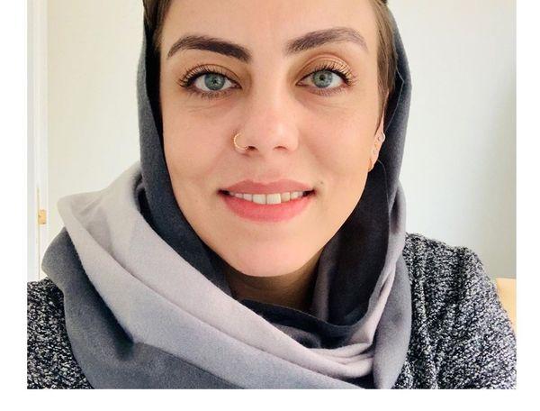 عکس خوش حس بانوی خیر معروف ایران
