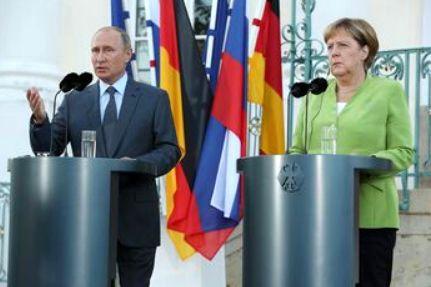 کلید خوردن رایزنیهای آلمان و روسیه