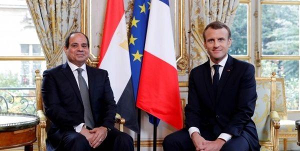 توافق 1.7 میلیارد یورویی مصر با فرانسه