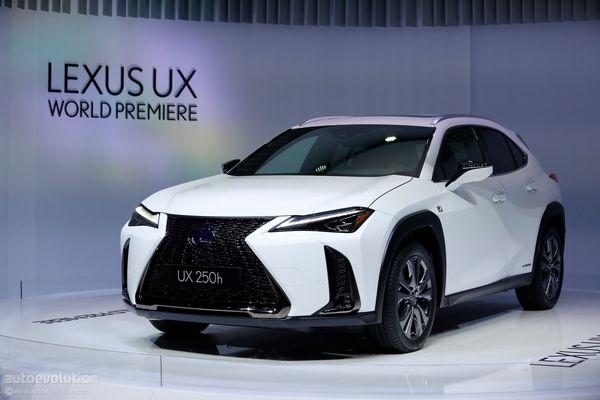 آیا لکسوس UX تمام الکتریکی در راه است!؟