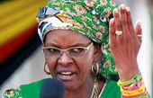 حکم بازداشت همسر رئیسجمهوری پیشین زیمبابوه صادر شد