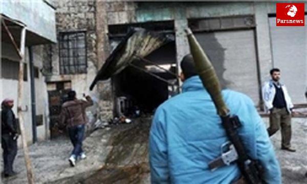 «حمله شیمیایی» افراد مسلح سوری به شمال حلب