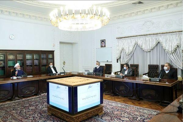 تاکید رئیس جمهور بر فروش اموال و املاک مازاد در بورس