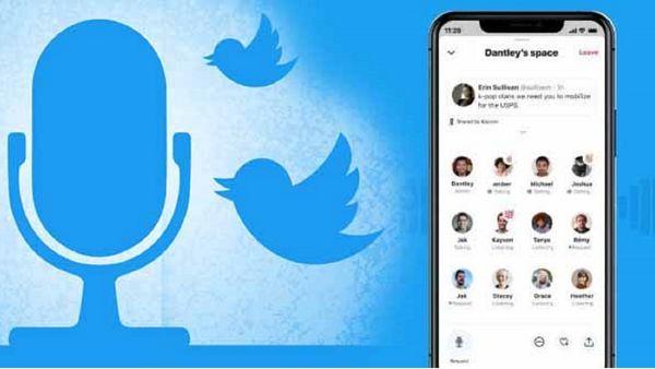 چگونه در توییتر اتاق گفتوگوی صوتی ایجاد کنیم؟