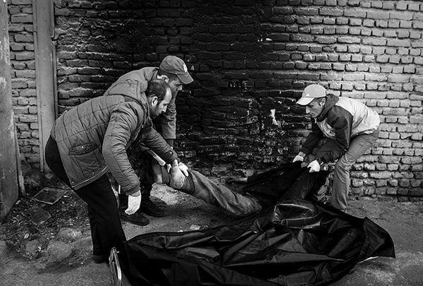 چرایی فوت دو کارتن خواب در منطقه21 تهران