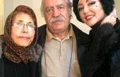 بهزاد فراهانی در کنار خانواده بازیگرش+عکس