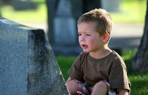 درک کودکان از مرگ عزیزان در سنین مختلف