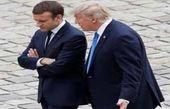 سخنگوی دولت فرانسه: ترامپ «بینزاکت» است