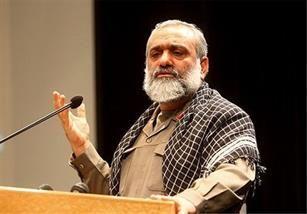 سردار نقدی: به طور حتم انتقام شهید سلیمانی گرفته میشود