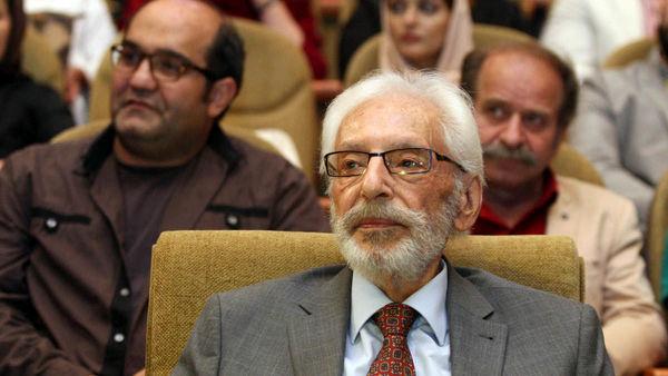 تکذیب خبر درگذشت جمشید مشایخی از زبان خودش +فیلم