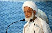 المیادین: عراق درخواست تبعید «آیتالله عیسی قاسم» به نجف را رد کرد