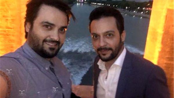 بازیگر ستایش و برادر معروفش+عکس
