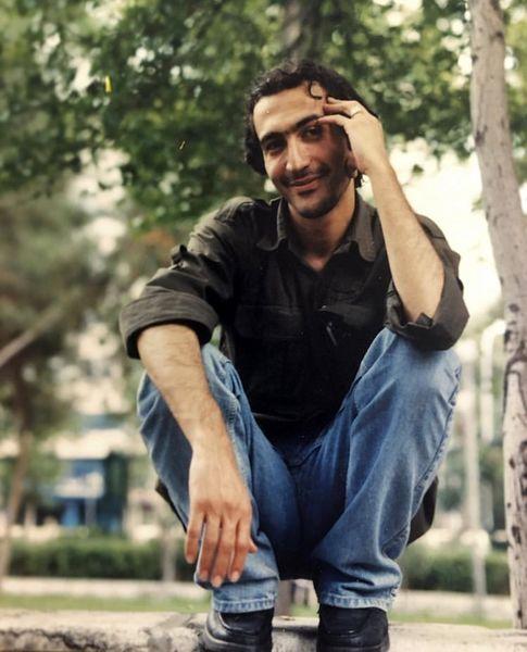 جوانی های هادی حجازی فر + عکس