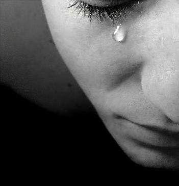 اشک های سرگردان