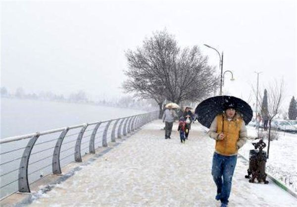 پیشبینی تشدید باران و برف