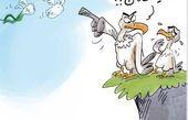 کاریکاتور:پرواز قیمت ها در همه اجناس