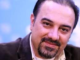 تبریک تولد نوید محمد زاده به سبک برزو ارجمند/عکس