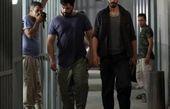 بهرام افشاری با لباس زندانی در سریال دل | عکس
