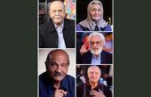 بزرگداشت ۵ هنرمند در «پرواز»