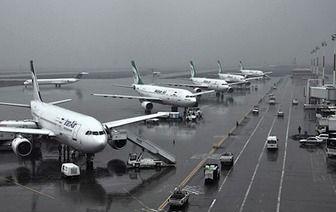 استفاده از تجهیزات داخلی در فرودگاه های کشور