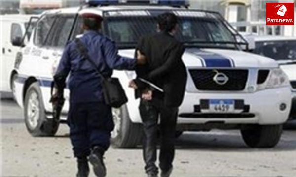 بازداشت ۵ تظاهرات کننده بحرینی به اتهام تروریسم