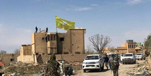 شبهنظامیان کُرد سوریه یک خط لوله نفت را منفجر کردند