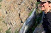 تیپ ورزشی ویشکا آسایش در کوهنوردی+عکس