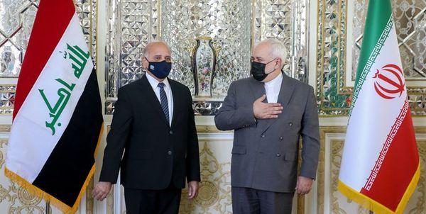 جزئیات گفتگوی ظریف با همتای عراقی خود