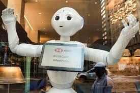 ویدئو / استفاده از ربات شبهانسان در سیستم بانکداری