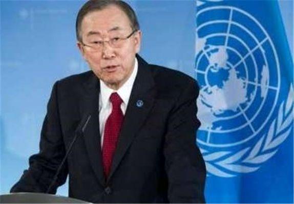 بان کیمون: اوضاع سوریه به جهنم شبیهتر است