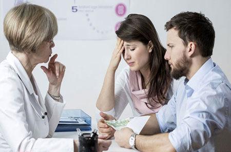 ناباروری   علائم ، علل و درمان ناباروری یا نازایی در زنان و مردان
