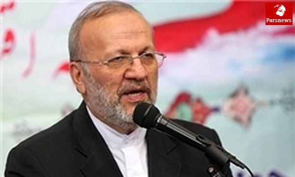 سخنرانی متکی در جمع اصولگرایان کرمان