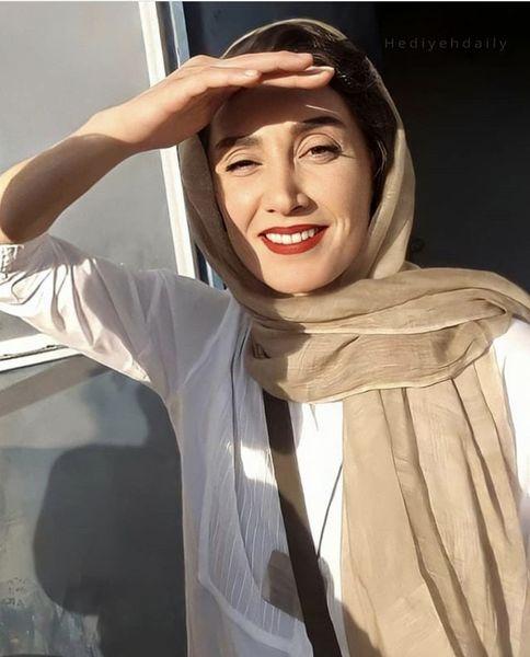 استایل ساده هدیه تهرانی + عکس